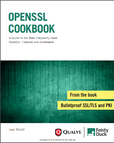 OpenSSL cookbook